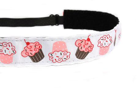 Headband - Cupcake Cuties
