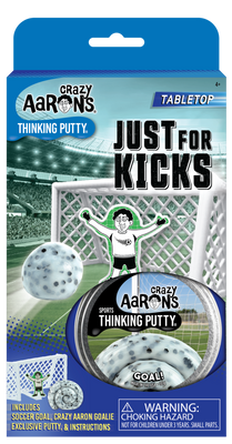 Just For Kicks Thinking Putty