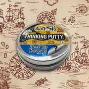 "2"" Tin Treasure Surprise Thinking Putty"