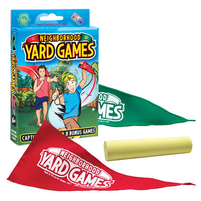 Neighborhood Yard Games in a Box