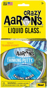 Falling Water Liquid Glass Thinking Putty