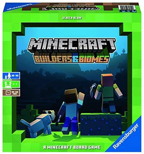 Minecraft:  Builders and Biomes