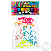 Dinosaur Stretch Bands