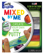 Mixed by Me Kit - Glow In The Dark Putty