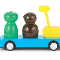 Kinster Toys Wagonimals Blue