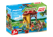 70501 Playmobil Horse Farm Starter Pack