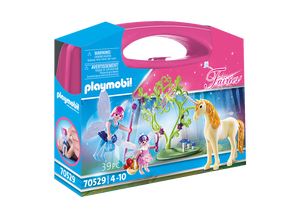 70529 Playmobil Fairy Unicorn Carry Case