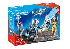 70290 Playmobil Knights Gift Set