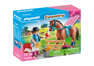 70294 Playmobil Horse Farm Gift Set