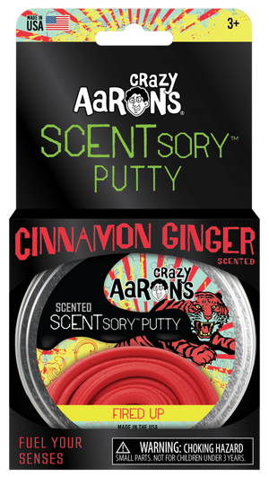 Fired Up Vibes SCENTSory PUtty