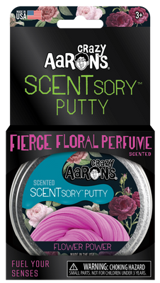 Flower Power Vibes SCENTsory Thinking Putty