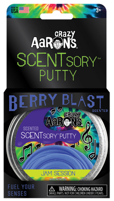 Jam Session Vibes SCENTsory Thinking Putty