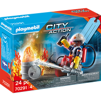 70291 Playmobil Fire Rescue Gift Set