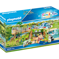 70341 Playmobil Large City Zoo