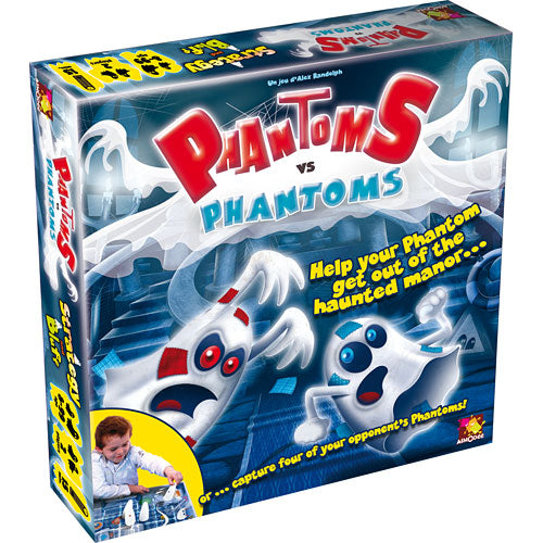 Asmodee Phantoms vs Phantoms