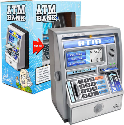 Dr. Stem Talking ATM Bank