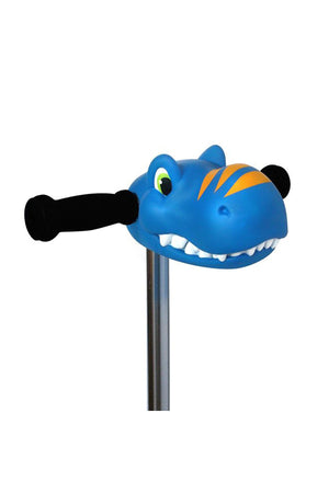 Scootaheadz Blue Dino Scooter Accessory
