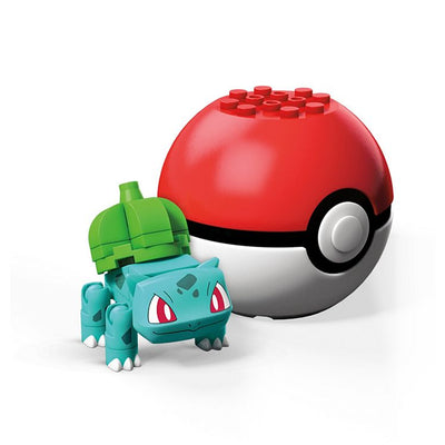 Pokemon Pokeball Assortment Bulbasaur