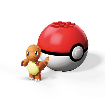Pokemon Pokeball Assortment Charmander