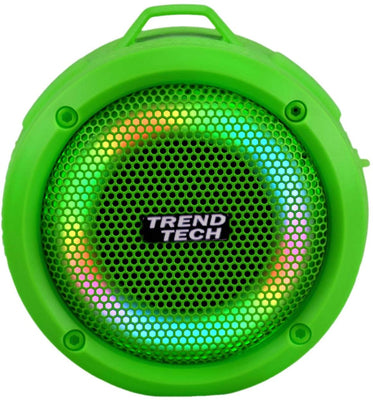 Dorm Blaster Super Sound Waterproof LED Speaker - Green