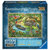 129348 Escape Puzzle - Jungle Journey - 368 pc