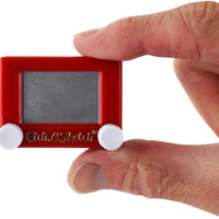 World's Smallest - Etch A Sketch