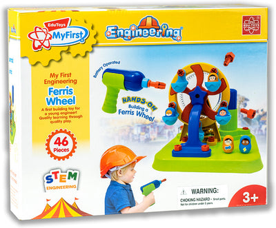 EduToys My First Engineering:  Ferris Wheel