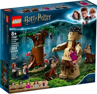75967 Forbidden Forest: Umbridge's Encounter