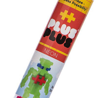 Plus-Plus Tube - Neon Mix