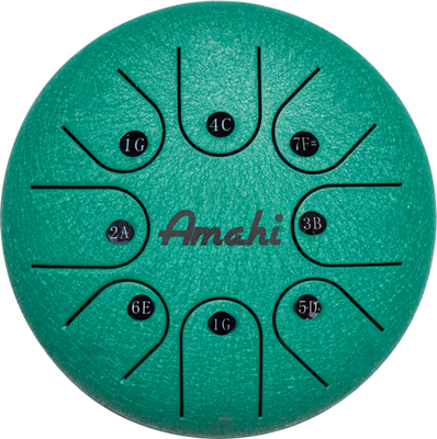 Steel Tongue Drum - 8