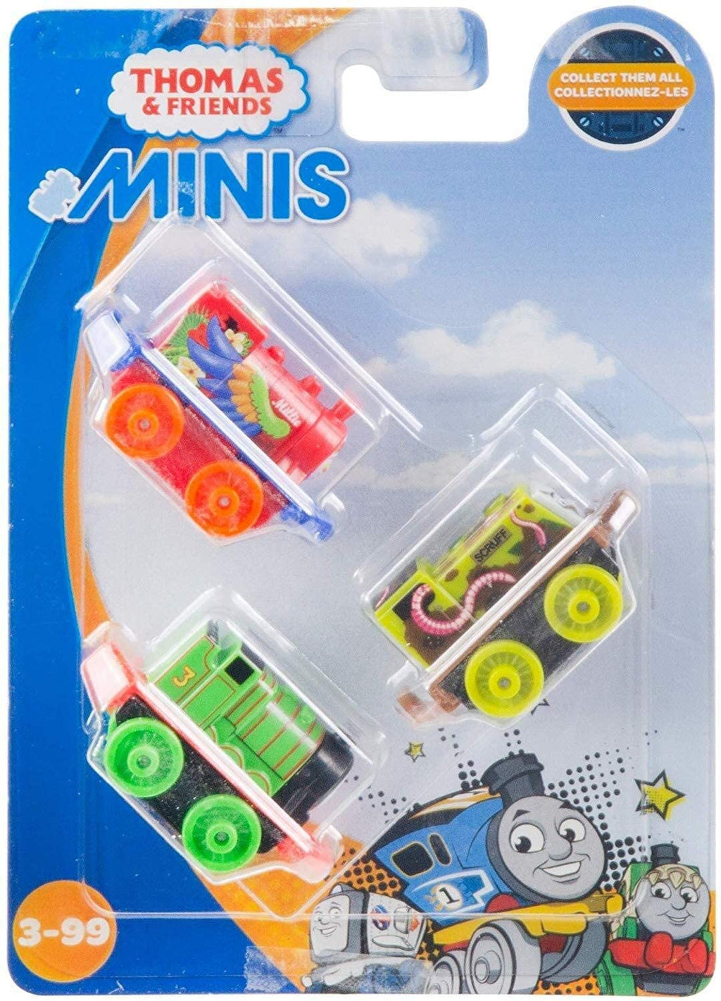 Thomas & Friends Minis 3-Pack-Henry