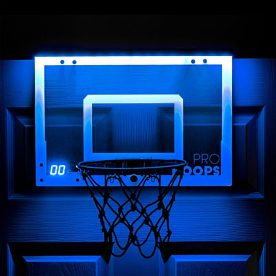 Pro Hoops Over-the-door Basketball Set - LED