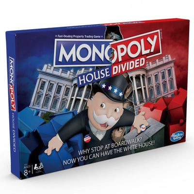Monopoly House Divided
