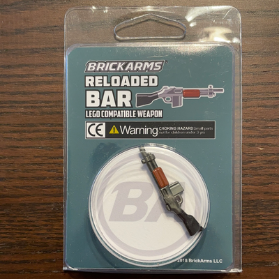 Brickarms Reloaded Overmolded BAR