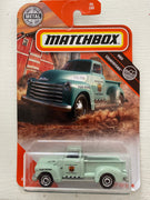 Matchbox 47 CHEVY AD 3100