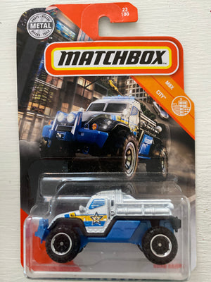 Matchbox ROAD RAIDER