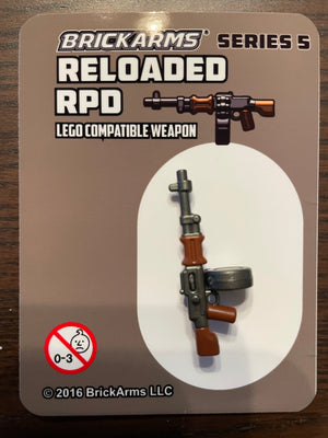 BrickArms Reloaded Overmolded RPD