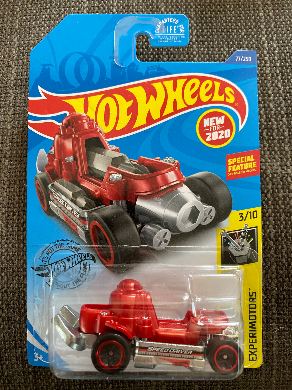 Hot Wheels SPEED DRIVER