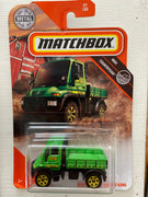Matchbox MERCEDES-BENZ UNIMOG U300