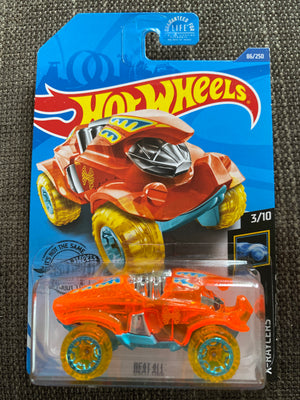Hot Wheels BEAT ALL