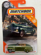 Matchbox '41 CADILLAC SERIES 62 CONVERTIBLE COUPE
