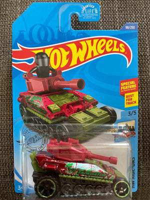 Hot Wheels TANKNATOR
