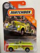 Matchbox SEAGRAVE FIRE ENGINE
