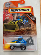 Matchbox MBX BACKHOE