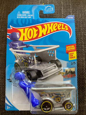 Hot Wheels AISLE DRIVER
