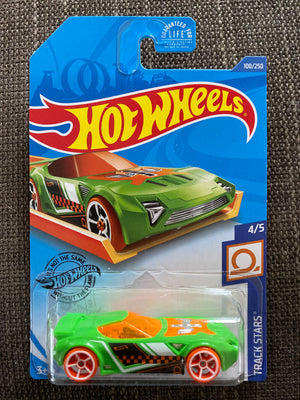 Hot Wheels NERVE HAMMER
