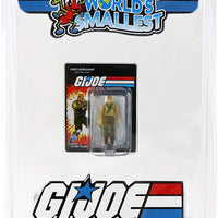 World's Smallest - GI Joe vs Cobra