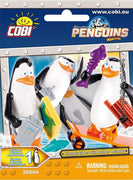 Penguins Figurine with Accessories
