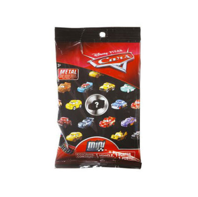 Disney: Cars Micro Racers Blind Singles