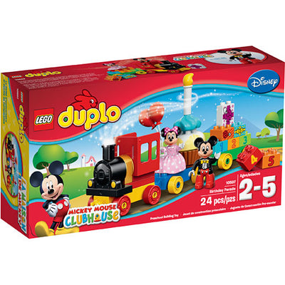 10597 Mickey & Minnie Birthday Par.. DUPLO